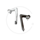 Road Quill Stem 1 inch | Clamp 25.4 | silver or black