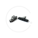 Brake Shoes Jagwire/YPK Road 453A | 50mm | titanium