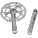Stronglight Double Crank Set *Impact Compact* | 110mm BCD...
